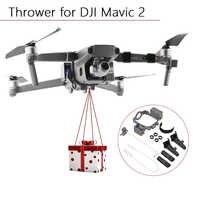 A Distanza Lanciatore per Dji Mavic 2 Pro Zoom Esche da Pesca Parabolica di Aria di Consegna-Caduta Batteria Del Sistema di Drone Quadcopter Accessori