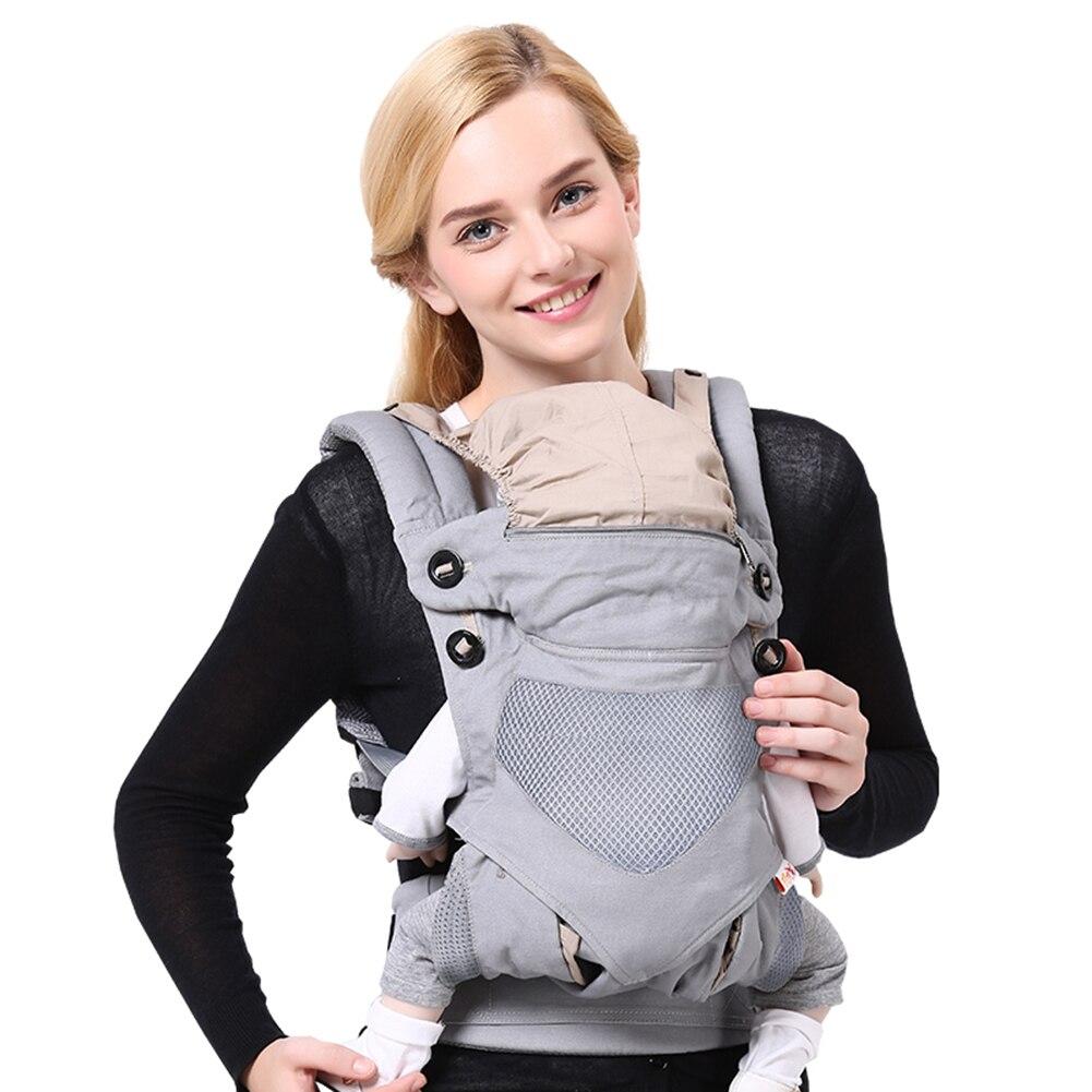 Newborn Baby Carrier Comfortable Baby Belt Backpack Baby Backpack Hold Waist Belt Backpack Kids Infant Baby Shoulder Strap