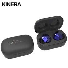 TWS наушники KINERA YH623 компактные с поддержкой Bluetooth 5,0 и микрофоном