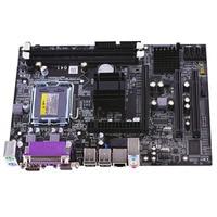 G41 Computer Desktop PC Motherboard LGA 771 Support DDR3 Quad Core Dual Core Dual PCI Solid Capacitor Mainboard IDE SATA 2.0