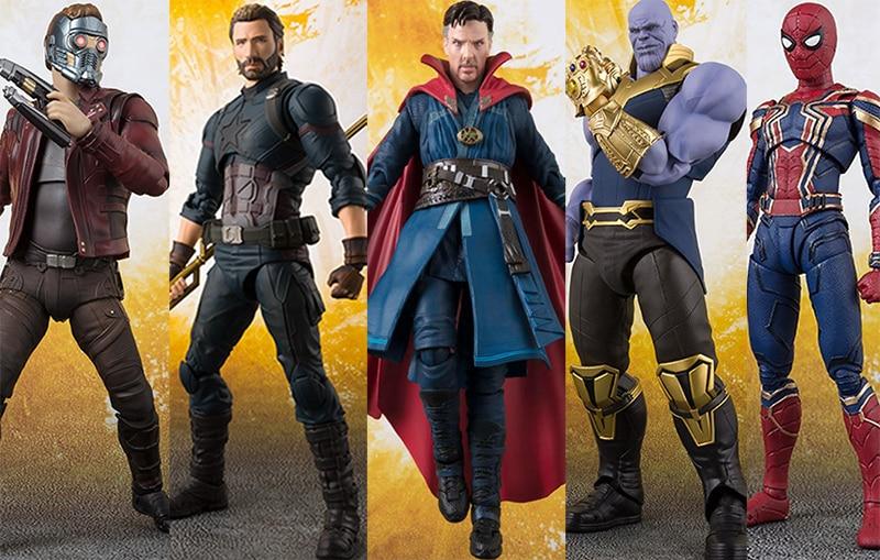 Avengers 4 Endgame Marvel Legends Action Figure 1