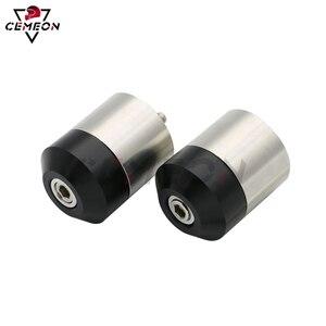 Image 2 - Motorcycle Accessories 7/8 22MM Handlebar Grips Handle Bar Cap End Plugs For HONDA CB1300 CB 1300 2008 2009 2010 2011 2012