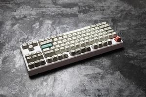 Image 4 - 9009 colorway sa profile Dye Sub Keycap Set thick PBT plastic keyboard gh60 xd60 xd84 cospad tada68 rs96 zz96 87 104 660