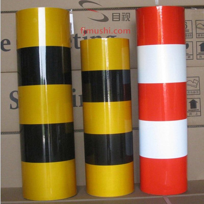 Profession Wire Bar Crash Bar Telegraph Pole Reflective Logo Electric Bar Safe Facilities Identity
