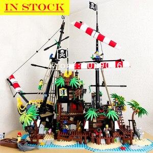 2020 Nieuwe Ideeën Piraten Van Barracuda Bay 21322 16042 16016 698998 Schip Bouwstenen Blokken Speelgoed Stille Mary Vliegende Dutchman