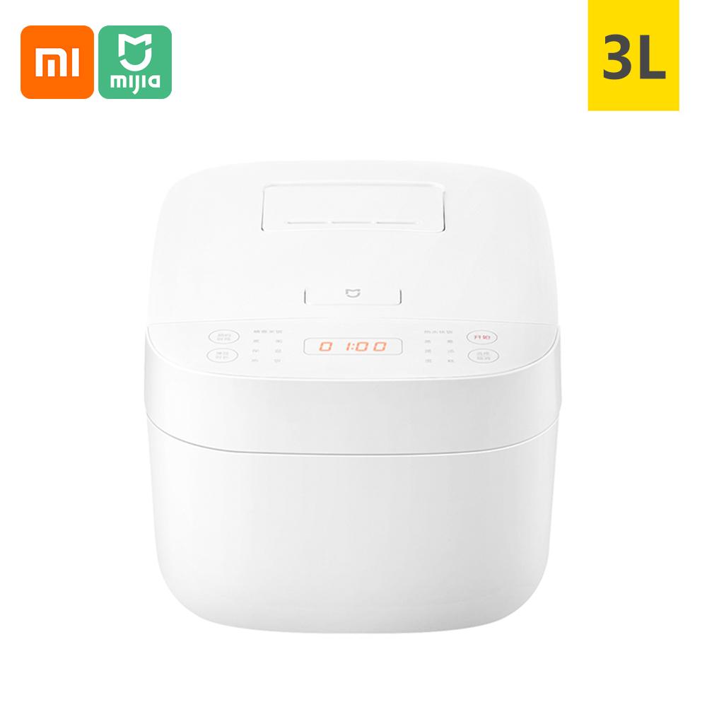 Xiaomi Mijia Electric Rice Cooker C1 3L 650W Multicooker Mini Automatic Xiaomi Rice Cooker Kitchen Electric Food Warmer