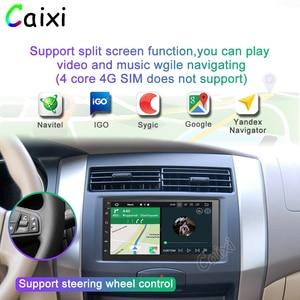 Image 3 - 2 Din Android 9.0 Autoradio RDS audio Mp3 Car Radio Multimedia Video Players For Nissan VW TOYOTA Honda KIA Hyundai  mazda Ford