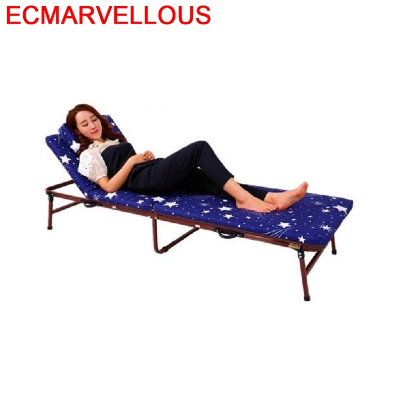 Mobilier Beach Chair Cama Plegable Mueble Meble Ogrodowe Longue Patio Folding Bed Outdoor Lit Garden Furniture Chaise Lounge