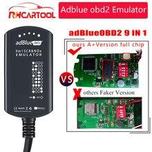 OBD2 Adblue Emulator 9 in 1 Auto Diagnose werkzeug Hinzufügen für Commins Lkw PK adblue 8 in 1 für MANN für Scania für Renault