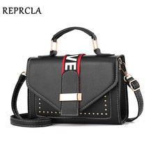 REPRCLA Luxury Designer Handbag Women Bag Fashion Crossbody