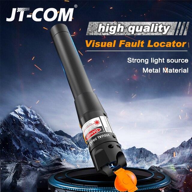 10mW görsel hata bulucu 30mW/20mW/10mW/1mW Fiber optik kablo test cihazı 5km 10km 30 km VFL ücretsiz kargo