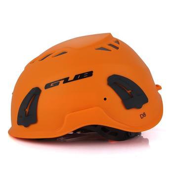 GUB Climbing Helmet Professional Mountaineer Rock MTB Helmet Safety Protect Outdoor Camping & Hiking Riding Helmet Survival Kit 8
