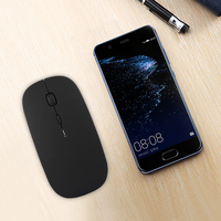 Bluetooth Mouse For Huawei Honor 8X Mate20 Mate 10/9/8 P Smart Plus Nova 3i 3 4  Mobile phone Wireless Mouse Rechargeable Mouse