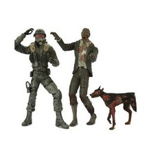 New Residentes 2 game toy PVC eviling action figure Movie Anime model Hunk Zombie Dog Remake collectible gift for kids adult