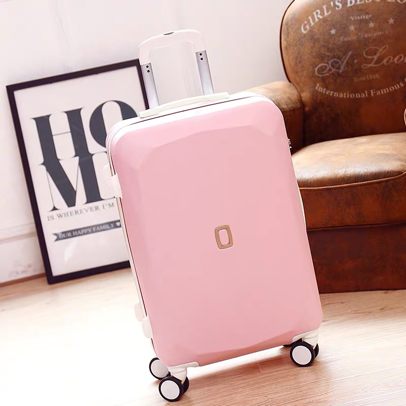 Image 3 - TRAVEL TALE women cute carry on trolley set abs girls travel 