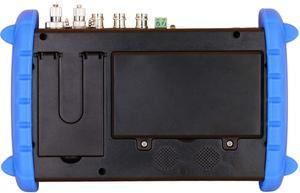 Image 5 - 7 Cal HD tester kamery monitoringu Monitor AHD CVI TVI CVBS SDI IP H.265 4K 8MP HDMI w multimetrze TDR światłowód VFL ONVIF WIFI POE