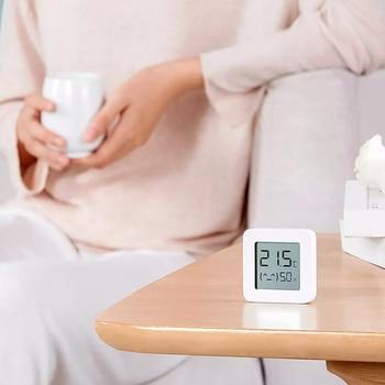 for XIAOMI Mijia Bluetooth Thermometer Wireless Hygrometer 2 LCD Screen Temperature Humidity Moisture High Precision Sensor 2