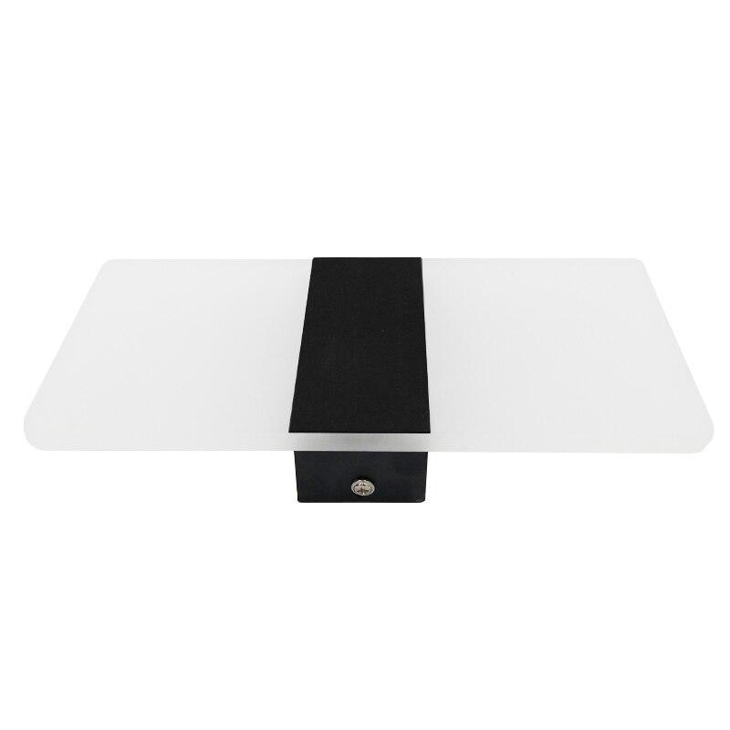 6W Led Acrylic Wall Light Lengthen 3000K (Warm Light) Bedroom Living Room Interior Wall Lamp