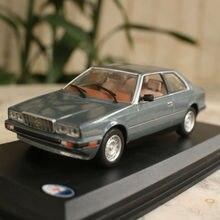 1/43 Maserati 1984 biturbo Седан сплав модели, подарки, подарки на день рождения, коллекция значение