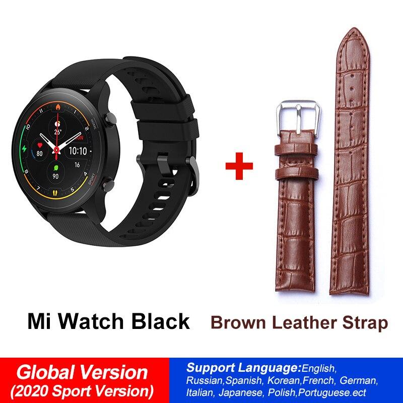 Black N Brown Strap