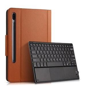 Image 4 - Funda protectora para tableta Samsung Galaxy Tab S6 10,5 SM T860 SM T865