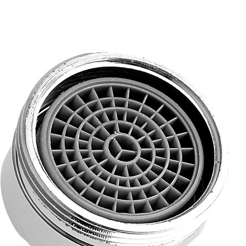 O transporte da gota 23.5mm latão economia de água bico torneira bico aerador filtro pulverizador
