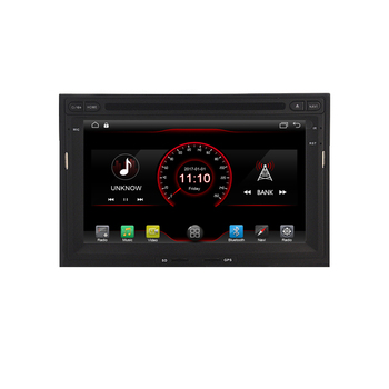 Android Car DVD Player GPS Navigation For PEUGEOT/Partner 3008 5008 radio audio stereo multimedia system with canbus bluetooth image
