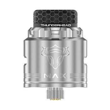 Thunderhead créateur – atomiseur Tauren Max RDA, réservoir de 2ml, double bobine, pointe d'égouttage 810, pour e-cigarette BF, vaporisateur Mod Pin