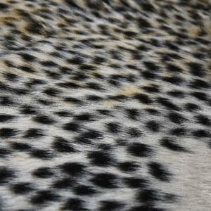 Image 4 - Họa Tiết Da Báo Thảm Giả Da Bò Da Thảm Động Vật In Hình Lông Khăn Trải Cho Trang Trí Phòng Khách 110x95cm