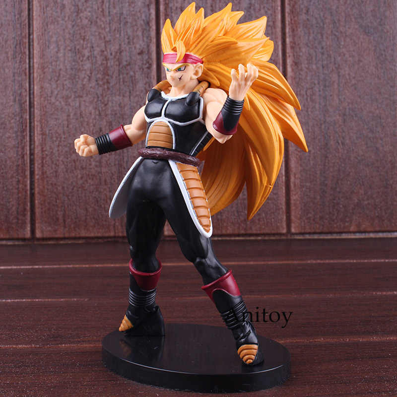 Dragon Ball Super DXF Badac Super Saiyan Goku Il Padre di Badac Dragon Ball Z Action Figure Doll Giocattoli Regalo Per Bambini 19 centimetri