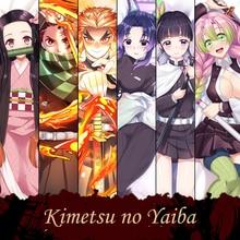 Cool Demon Slayer Kimetsu no Yaiba Dakimakura Anime Body Pillow Cover Case Sexy Hugging Body Waifu