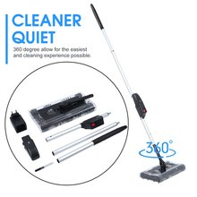 Multifunctional House Swivel Mop Electrical Adjustable Cleaner Automatic Home Assemble Cleaning Machine Household Sweeper new automatic mop swivel sweeper electronic spin hand push sweeper cleaner home cleaning machine electric broom vacuum cleaner