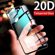 20D Nova5 t tempered glass for Huawei Nova 5t 6 7 SE 7i 4 4e 3 3e 3i 2s 2i 2 Plus screen protector protective nova6 nova5t nova3