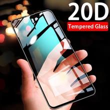 20D tempered glass on the for Huawei Nova 4 4e 3 3e 3i 2s 2i 2 Plus nova4 nova4e