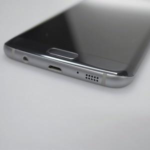 Image 4 - מקורי סופר AMOLED LCD מסך עבור סמסונג גלקסי S7 קצה מסך G935 SM G935F LCD תצוגת מגע Digitizer עצרת עם מסגרת