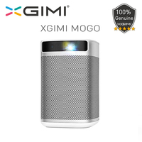 XGIMI MoGo Mini Projector Global Version Smart Portable Projector Beamer With 10400mAH Battery 210 Ansi Lumens 3D Home Theater