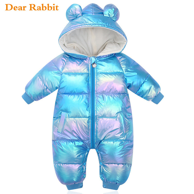 Baby Winter Coat Suit 2