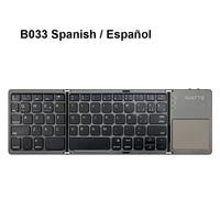 B033 Spanish black