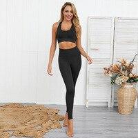 Black Yoga Sets