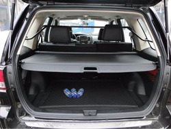 Car Rear Trunk Security Shield Cargo Cover Fit For Ford Kuga 2012-2019