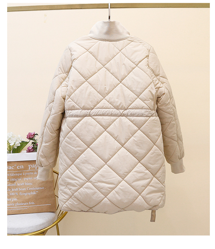 Pocket Korean Coats M-3XL 26