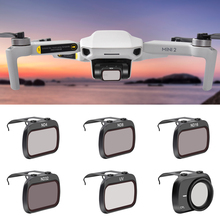 Mavic מיני 2 Drone עם מצלמה מסנן ND4/8/16/32/MCUV/CPL ND4PL/ND8PL/ND16PL/ND32PL מסנני מגן עדשה עבור מיני 2