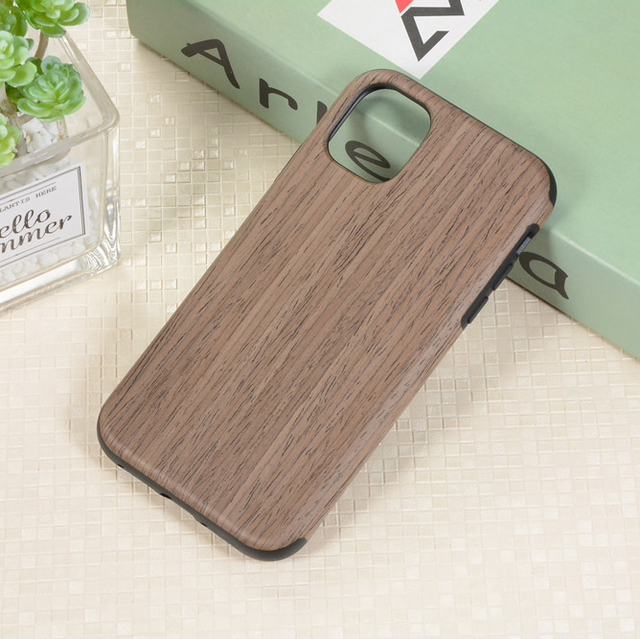 RainMan Retro Wood Case for iPhone 11/11 Pro/11 Pro Max 4