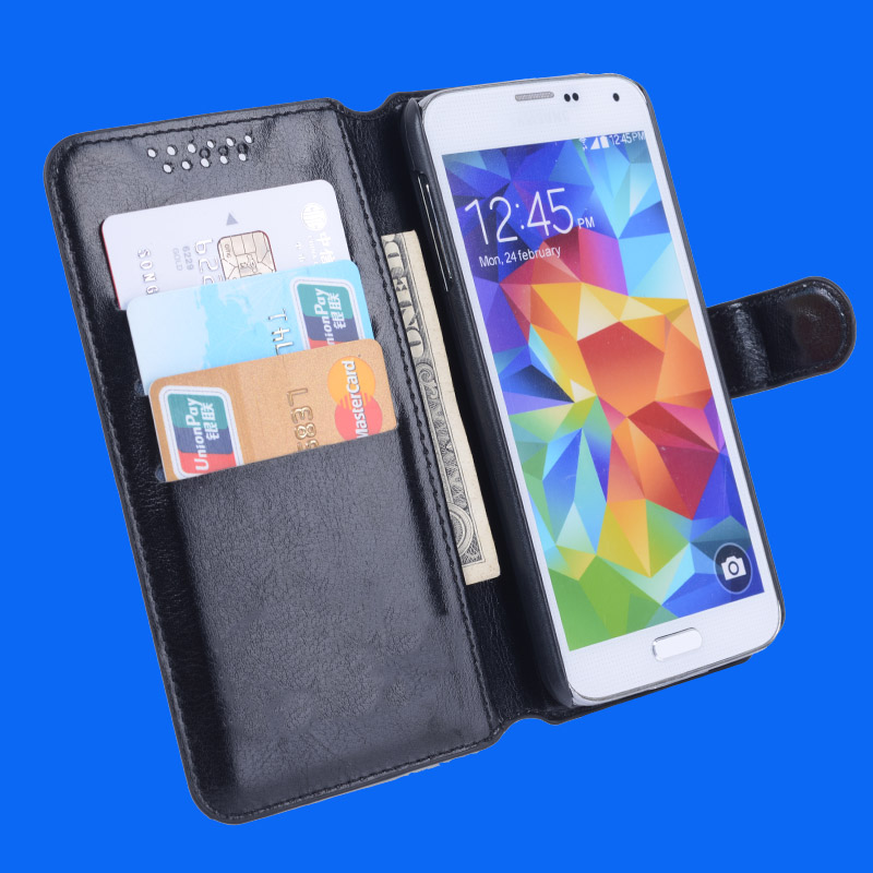 Flip Wallet Cover PU Leather Case For Doogee Y8C 6.1 Cover Retro Phone Bag Stand Card Holder For Doogee N20 N10 Doogee Y7 5.84 image