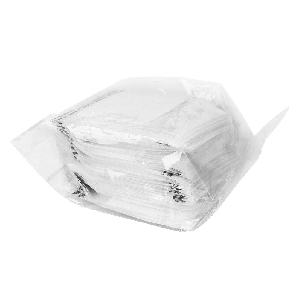 NICEYARD Green Tea Infuser Hanging Ear Style Tea Bag Strainer Coffee Filters Paper 50Pcs/Bag Coffeeware Drip Coffee Filter Bag