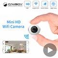 Wi-fi Micro Thuis Draadloze Video CCTV Security Surveillance Mini met Wifi IP Camera Cam Camara voor Telefoon Wai Fi HD Nanny Online