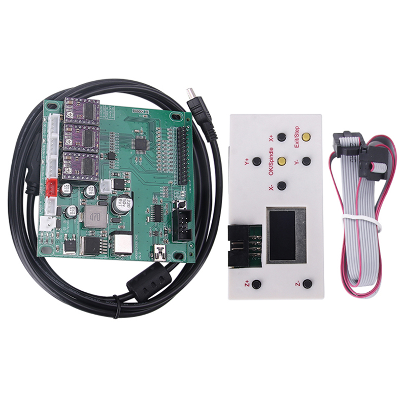 Promotion! GRBL USB Port Cnc Engraving Machine Control Board For 1610,2418,3018 Machine