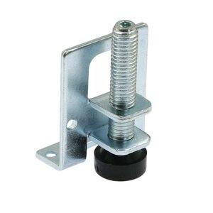Image 4 - 4 個 0 5 センチメートルネジ家具調節可能なキャビネット脚鋼テーブルソファ金属レベリング足コーナーブラケットフロア保護ハードウェア