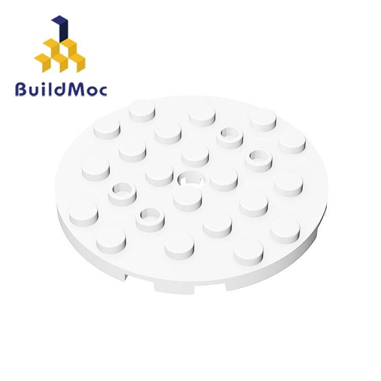 BuildMOC Compatible Assembles Particles 11213 6x6 For Building Blocks Parts DIY LOGO Educational Creative Gift Toys
