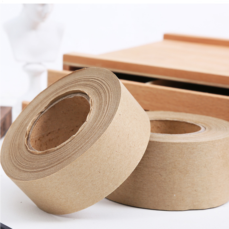 Bgln Wet Water Kraft Paper Tape Art Special Watercolor Painting Hydrosol With No Trace Tape Water Is Sticky Art Supplies